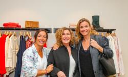 Las valencianas dan la bienvenida a BA&SH, la firma de moda que arrasa en París y que se instala en Sorní VALENCIA (2)