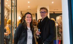 Las valencianas dan la bienvenida a BA&SH, la firma de moda que arrasa en París y que se instala en Sorní VALENCIA (23)