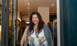 Las valencianas dan la bienvenida a BA&SH, la firma de moda que arrasa en París y que se instala en Sorní VALENCIA (33)