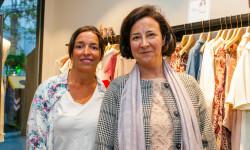 Las valencianas dan la bienvenida a BA&SH, la firma de moda que arrasa en París y que se instala en Sorní VALENCIA (37)