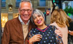 Las valencianas dan la bienvenida a BA&SH, la firma de moda que arrasa en París y que se instala en Sorní VALENCIA (38)