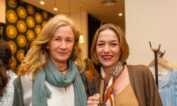 Las valencianas dan la bienvenida a BA&SH, la firma de moda que arrasa en París y que se instala en Sorní VALENCIA (43)