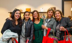 Las valencianas dan la bienvenida a BA&SH, la firma de moda que arrasa en París y que se instala en Sorní VALENCIA (49)