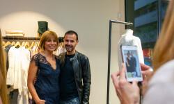Las valencianas dan la bienvenida a BA&SH, la firma de moda que arrasa en París y que se instala en Sorní VALENCIA (50)