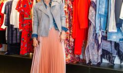 Las valencianas dan la bienvenida a BA&SH, la firma de moda que arrasa en París y que se instala en Sorní VALENCIA (51)