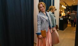 Las valencianas dan la bienvenida a BA&SH, la firma de moda que arrasa en París y que se instala en Sorní VALENCIA (55)