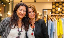 Las valencianas dan la bienvenida a BA&SH, la firma de moda que arrasa en París y que se instala en Sorní VALENCIA (57)
