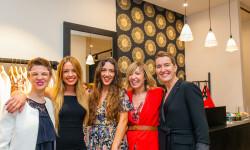 Las valencianas dan la bienvenida a BA&SH, la firma de moda que arrasa en París y que se instala en Sorní VALENCIA (58)