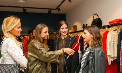 Las valencianas dan la bienvenida a BA&SH, la firma de moda que arrasa en París y que se instala en Sorní VALENCIA (6)
