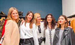 Las valencianas dan la bienvenida a BA&SH, la firma de moda que arrasa en París y que se instala en Sorní VALENCIA (9)