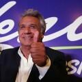 Lenín Moreno gana las presidenciales de Ecuador.