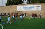 Más de 250 niñ@s se divertirán en la V MiniOlimpiada de Valencia.