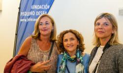 Mamen Jofre y Begoña Meléndez