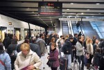 Metrovalencia ofrecerá el 11 de abril servicios mínimos del 70 por ciento en los paros parciales convocados en el tranvía.