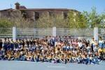 Miles de jóvenes de la Comunitat Valenciana celebran el Día Mundial de la Actividad Física.