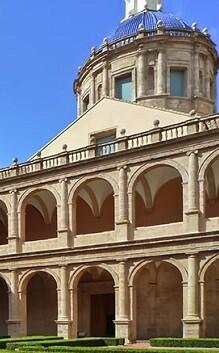 Monasterio de San Miguel de los Reyes.