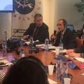 Nofuentes pide a Europa un papel más activo de las diputaciones en la gestión de fondos regionales.