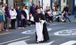 Ofrenda a Sant Vicent Ferrer, de los altares vicentinos al Patrón de la Comunitat Valenciana en Valencia (104)
