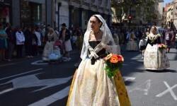 Ofrenda a Sant Vicent Ferrer, de los altares vicentinos al Patrón de la Comunitat Valenciana en Valencia (148)