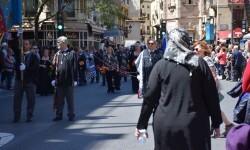 Ofrenda a Sant Vicent Ferrer, de los altares vicentinos al Patrón de la Comunitat Valenciana en Valencia (201)