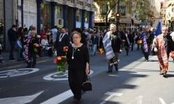 Ofrenda a Sant Vicent Ferrer, de los altares vicentinos al Patrón de la Comunitat Valenciana en Valencia (209)
