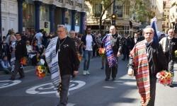 Ofrenda a Sant Vicent Ferrer, de los altares vicentinos al Patrón de la Comunitat Valenciana en Valencia (211)