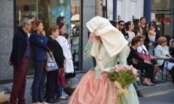 Ofrenda a Sant Vicent Ferrer, de los altares vicentinos al Patrón de la Comunitat Valenciana en Valencia (224)