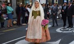 Ofrenda a Sant Vicent Ferrer, de los altares vicentinos al Patrón de la Comunitat Valenciana en Valencia (226)