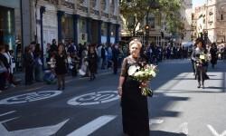 Ofrenda a Sant Vicent Ferrer, de los altares vicentinos al Patrón de la Comunitat Valenciana en Valencia (278)