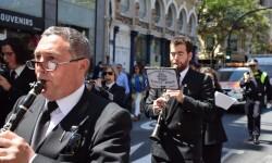 Ofrenda a Sant Vicent Ferrer, de los altares vicentinos al Patrón de la Comunitat Valenciana en Valencia (311)