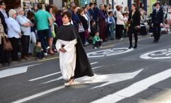 Ofrenda a Sant Vicent Ferrer, de los altares vicentinos al Patrón de la Comunitat Valenciana en Valencia (57)