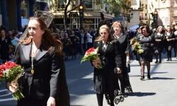 Ofrenda a Sant Vicent Ferrer, de los altares vicentinos al Patrón de la Comunitat Valenciana en Valencia (62)