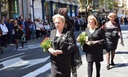 Ofrenda a Sant Vicent Ferrer, de los altares vicentinos al Patrón de la Comunitat Valenciana en Valencia (64)
