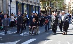 Ofrenda a Sant Vicent Ferrer, de los altares vicentinos al Patrón de la Comunitat Valenciana en Valencia (83)