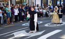 Ofrenda a Sant Vicent Ferrer, de los altares vicentinos al Patrón de la Comunitat Valenciana en Valencia (87)