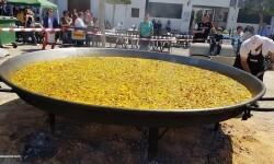 Paella gigante en la I Mostra de Municipis del Camp de Túria a Sant Antoni de Benagéber (11)