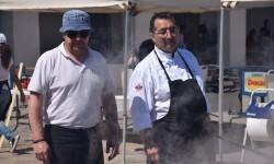 Paella gigante en la I Mostra de Municipis del Camp de Túria a Sant Antoni de Benagéber (16)
