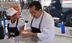 Paella gigante en la I Mostra de Municipis del Camp de Túria a Sant Antoni de Benagéber (21)
