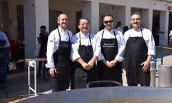 Paella gigante en la I Mostra de Municipis del Camp de Túria a Sant Antoni de Benagéber (29)
