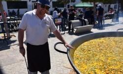Paella gigante en la I Mostra de Municipis del Camp de Túria a Sant Antoni de Benagéber (43)