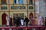Pila Bautismal San Vicente Ferrer Representación en el Altar de la Plaza de la Virgen del Milacre (8)
