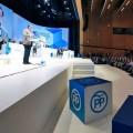 Rajoy asiste al XIV Congreso regional del PP valenciano donde Isabel Bonig es reelegida como presidenta de la formación en la Comunitat.