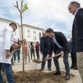Rodríguez avanza un plan de choque con 200.000 euros para modernizar la Escuela de Capataces de Catarroja. (Foto-Abulaila).