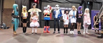 Salón Manga VLC - Cosplay Infantil