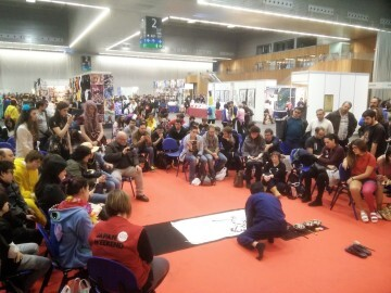 Salón Manga VLC - Mitsuru Nagata