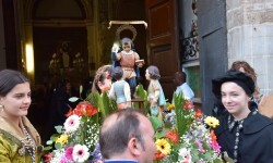 San Vicente Ferrer en el Altar del Mercat Valencia (18)