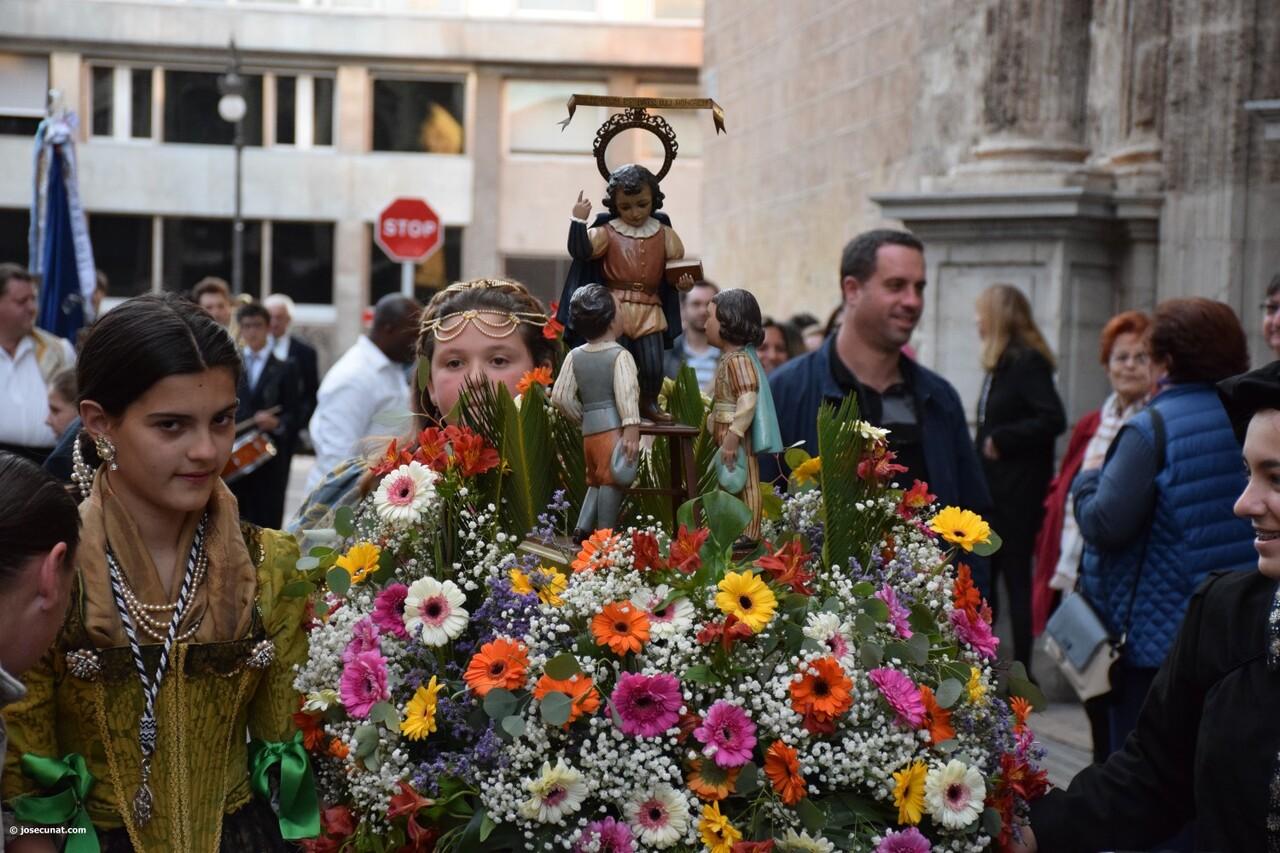 San Vicente Ferrer en el Altar del Mercat Valencia (29)