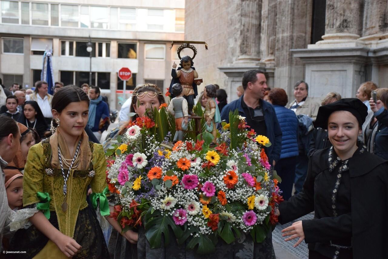 San Vicente Ferrer en el Altar del Mercat Valencia (31)