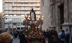 San Vicente Ferrer en el Altar del Mercat Valencia (70)