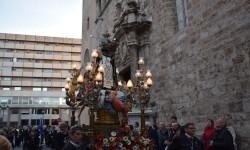 San Vicente Ferrer en el Altar del Mercat Valencia (74)